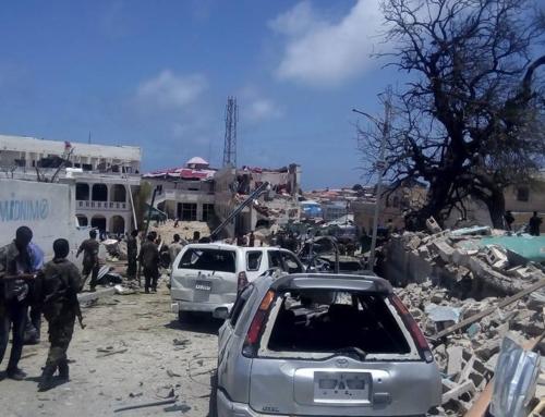 SOMALIA UPDATES - Several blasts reportedly strike Mogadishu